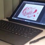 「VAIO Prototype Tablet PC」展示&トークショーに行ってきました。