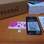 フリーテルの新しくなったSIMフリーカードを、prioro2 LTEに入れて、1ヶ月使ってみることになりました!