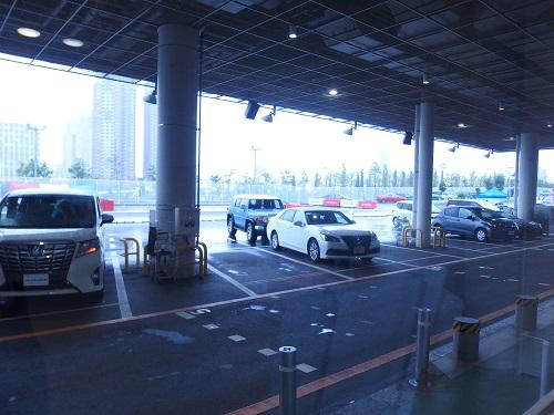 トヨタお台場ライドオン試乗ステーション