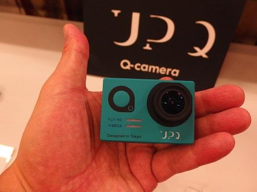 UPQカメラ
