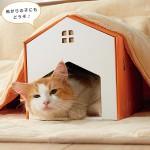 数量限定PEPPYペピィ『どこでもにゃんこトンネル』は、猫とあなたをこたつのランデヴーにいざなうのです!