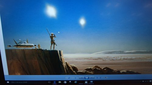 HP Star Wars Special Edition Notebookスターウォーズのスペシャルコンテンツコレクション