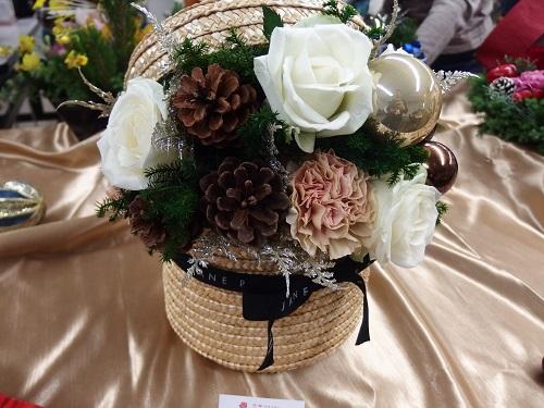 日比谷花壇JANE PACKERのクリスマスコレクション