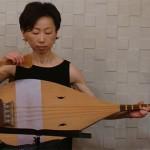 雅楽ど素人の私が楽琵琶(がくびわ)のコンサートに行ってきた!楽琵琶は日本古来から伝わる秘密の楽器なのだ!