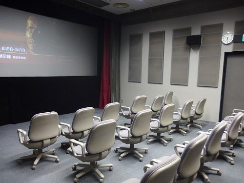スカパー映画部『ドラゴン・ブレイド』日活試写室