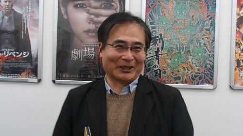 スカパー映画部ドラゴンブレイド日活試写会