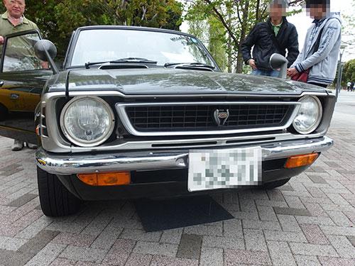 MOTOR SPORT JAPAN2016 トヨタTOYOTA1973カローラレビンTE27