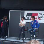 モータースポーツジャパン2016は人気選手が勢揃い!スター選手達のファンとのふれあいサービス満載なのだ!!#ベストカーアンバサダー