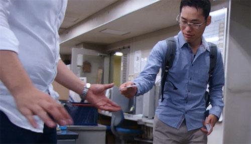 講談社の松本さん