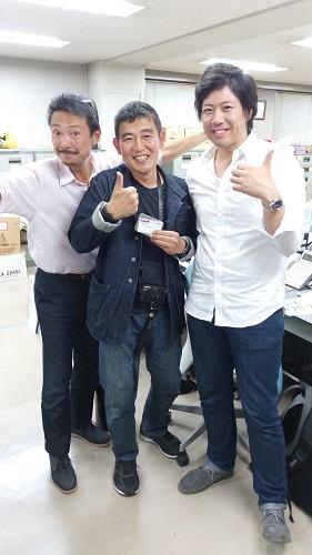 左:梅木部長 右:塩川さん