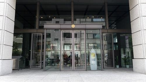 マキナ・アンド・カンパニー銀座王子ホール