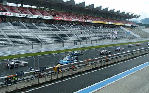 富士スピードウェイワンメイク祭り86プロレース決勝