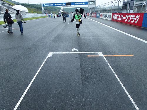 富士スピードウェイワンメイク祭りVitsレース