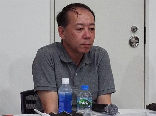 モータージャーナリスト梅原康之さん