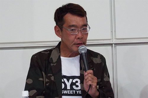 MC中村義昭アナ