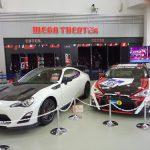 MEGA THEATERはドライバーをリアル体験できるアトラクションだ!