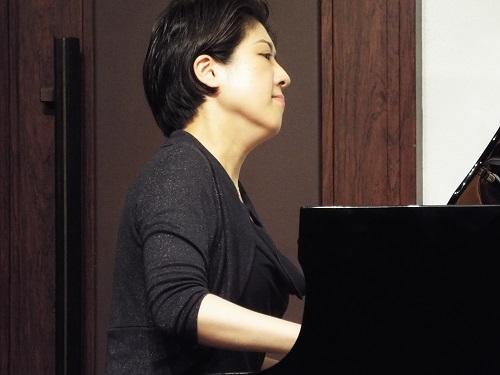 ピアノ 加藤牧菜さん