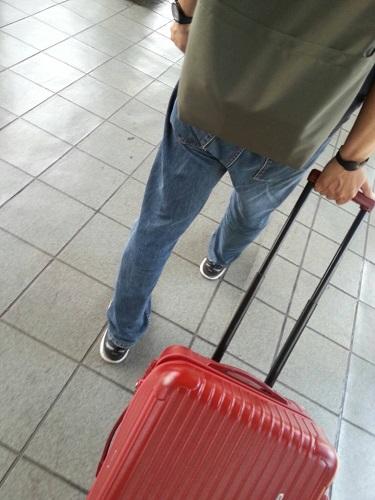 リモワサルサデラックス旅行スーツケース