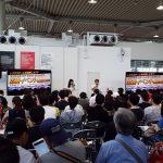 お台場メガウェブでSuperGTパブリックビューイング応援イベントに行ってきた!