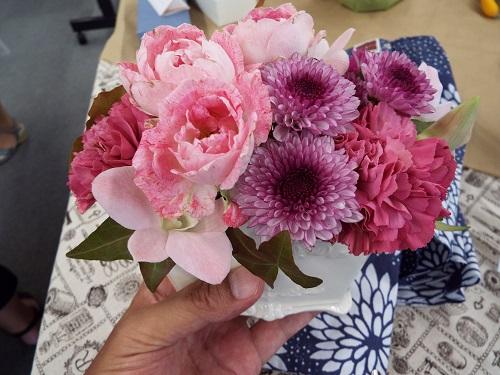 日比谷花壇敬老の日