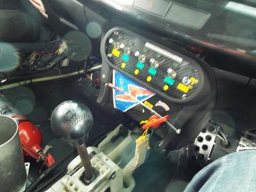 富士スピードウェイスーパー耐久予選2016年9月3日BIZCUBE