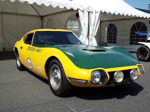 トヨタ2000GT MF10(1966)