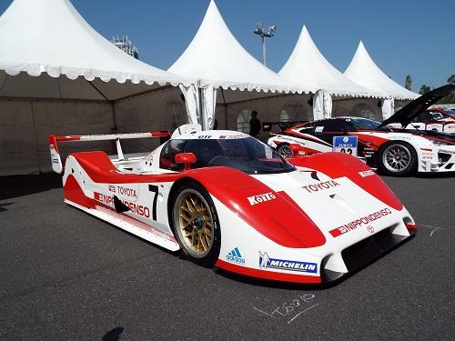 トヨタ TS010 DENSO(1992)
