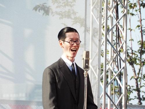 お台場メガウェブDDDL東京大衆歌謡楽団