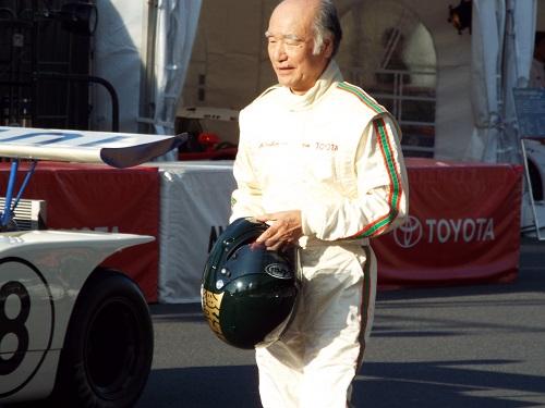ドライバー鮒子田寛さん