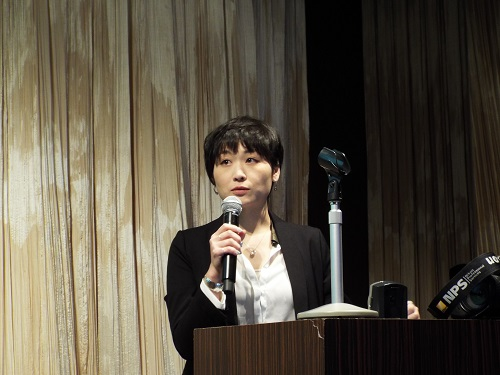 カメラマンの西村優子さん