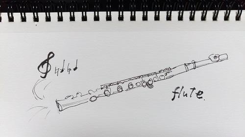 fluteフルート