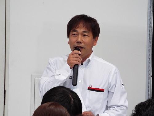 解説:チャンプ★FUJITAさん