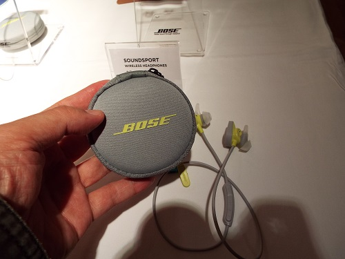 BOSEボーズ新製品発表会グランドハイアット東京