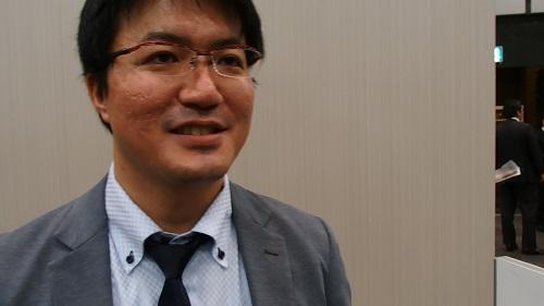 内閣官房 内閣サイバーセキュリティセンター 佐々木将宣さん