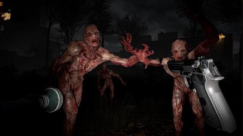VRゲームThe Brookhaven
