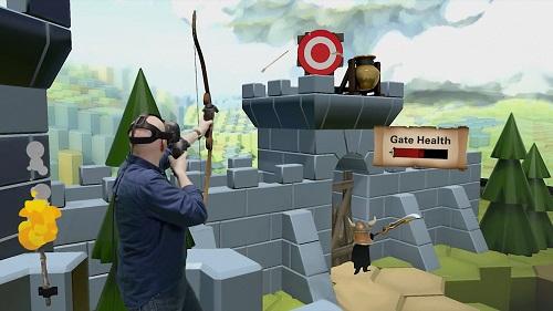 VRゲームThe Lab