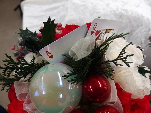 日比谷花壇JANE PACKERジェーン・パッカークリスマスXMASハートのA