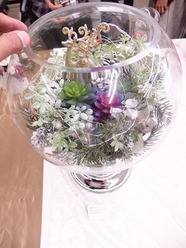 日比谷花壇デザイナーズアーティフィシャルアレンジメント「アルフヘイム」