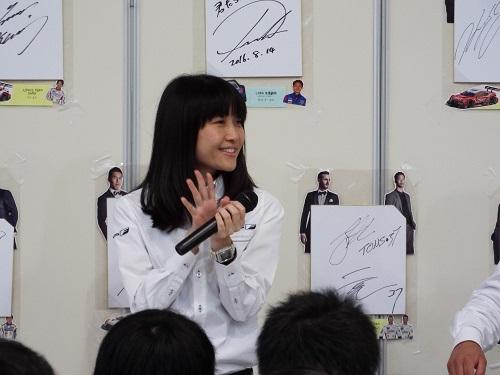 MC:山下亜紀子さん
