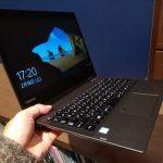 東芝dynabook VZ72を使ってみた。まるでスケッチブックのようだった! #dynabook #東芝