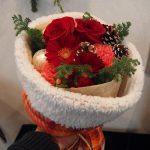 これが気になった!日比谷花壇のおすすめクリスマスフラワー~見た目のインパクト編