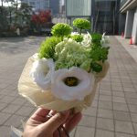 日比谷花壇のお葬式イベントに行ってきた